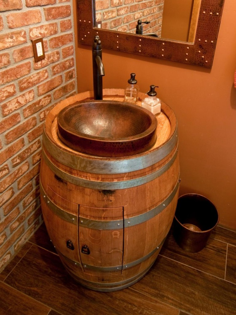 Repurposed Barrel