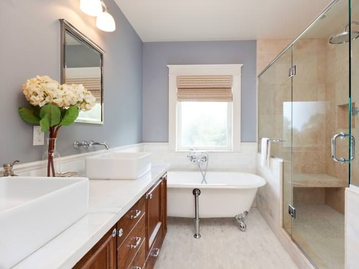 bathroom interior paint